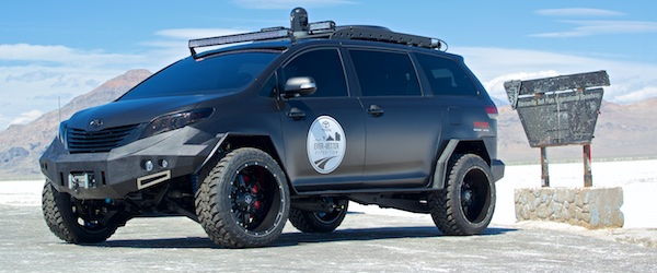 UNOBTANIUM: Toyota Ultimate Utility Vehicle